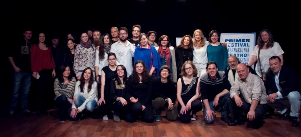 I Festival Internazionale di Teatro in Lingua Straniera_Primer Festival de Teatro en Lengua extranjera de Madrid_Creado y organizado por Donatella Danzi
