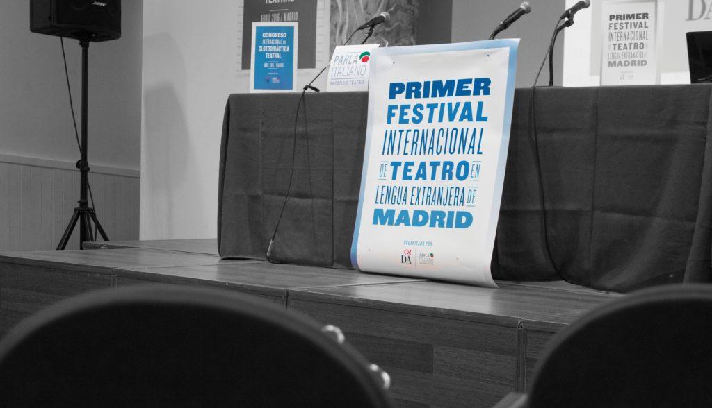 Congreso Internacional de Glotodidáctica Teatral_Foto Sara Surname