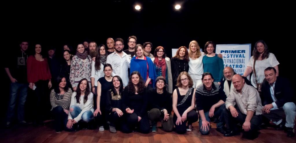 I FESTIVAL INTERNACIONAL DE TEATRO EN LENGUA EXTRANJERA DE MADRID_I FESTIVAL INTERNAZIONALE DI TEATRO IN LINUA STRANIERA DI MADRID_CREATO E ORGANIZZATO DA DONATELLA DANZI