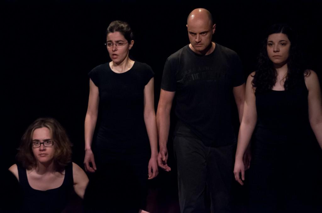 Los alumnos de Leticia García Brea al Festival de Teatro en Lengua Extranjera de Madrid