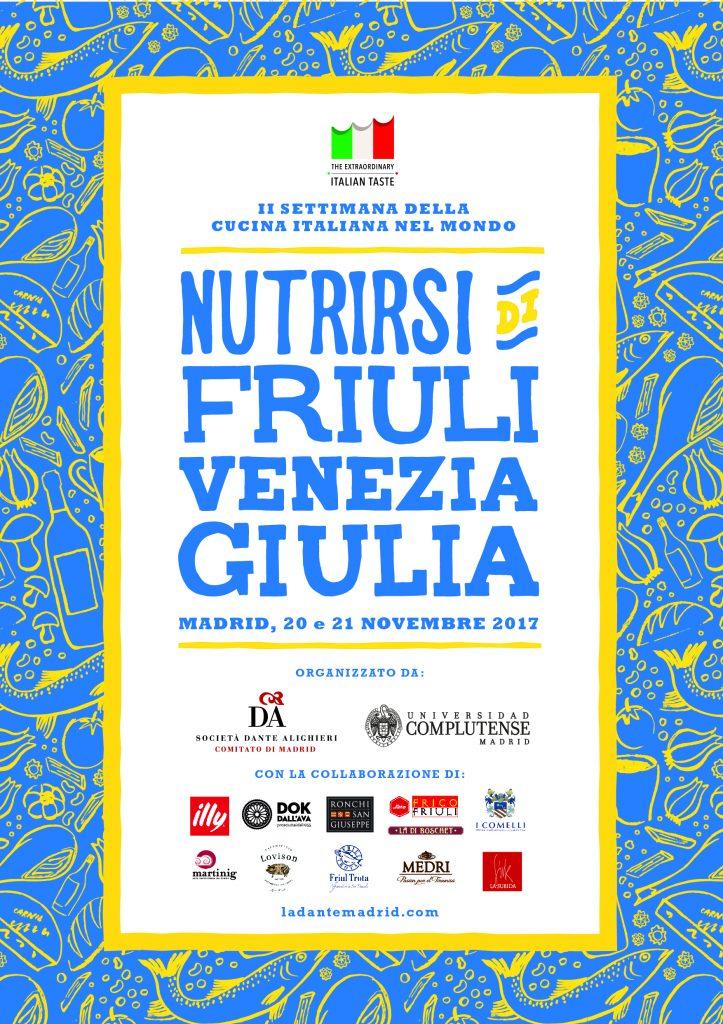 NUTRIRSI DI FRIULI VENEZIA GIULIA_immagine evento realizzata da Donatella Madrigal Danzi