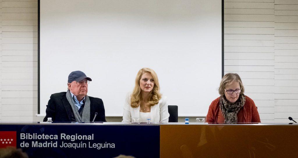 Viernes de película Biblioteca Reagional Joaquin Leguina