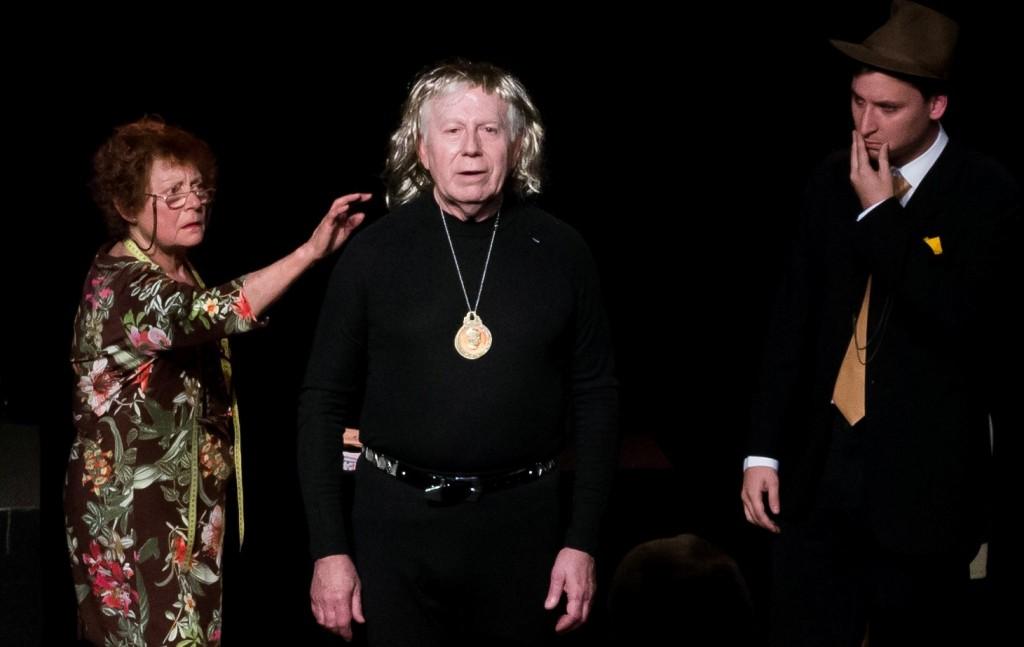 La parte di Amleto di Eduardo De Filippo_Spettacolo  di Parla Italiano Facendo Teatro