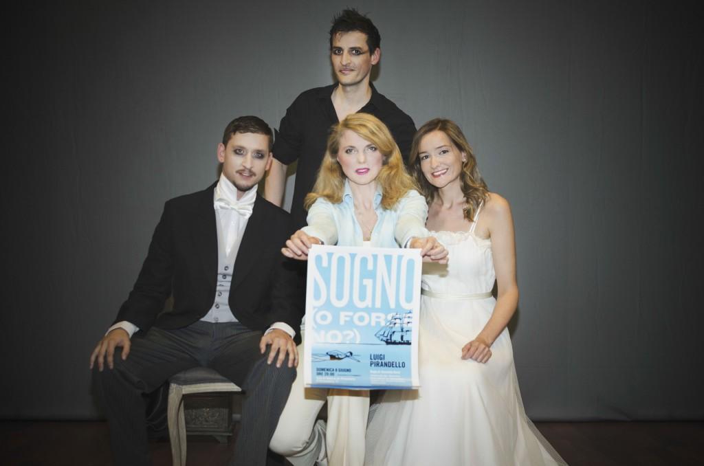 Madrid_Teatro in italiano_Parla Italiano Facendo Teatro_Sogno o forse no di Pirandello