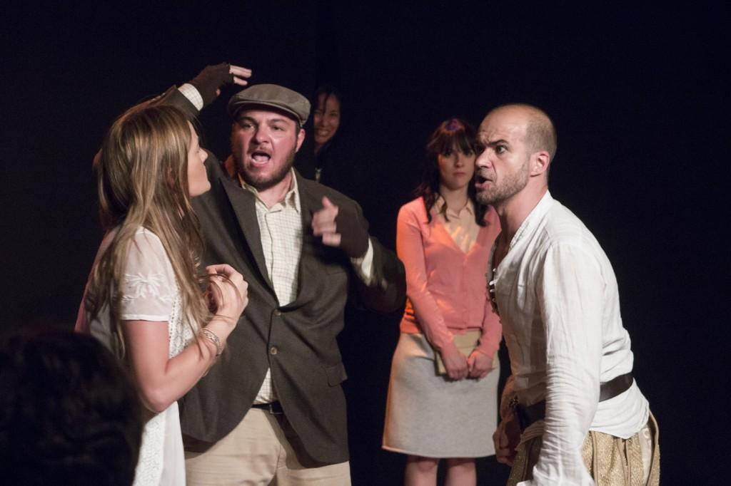 Parla Italiano Facendo Teatro_La parte di Amleto di Eduardo De Filippo