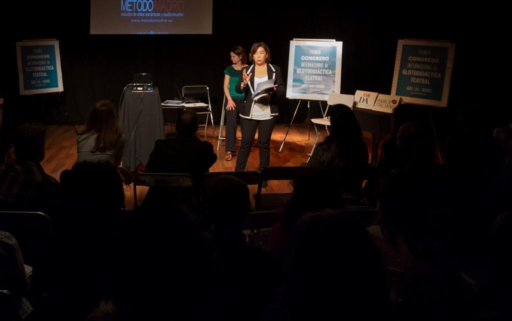 Primer Congreso Internacional de Glotodidáctica _Bonnie Morin