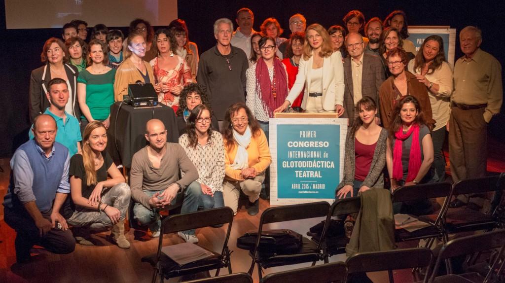 Primer Congreso Internacional de Globodidáctica Teatral
