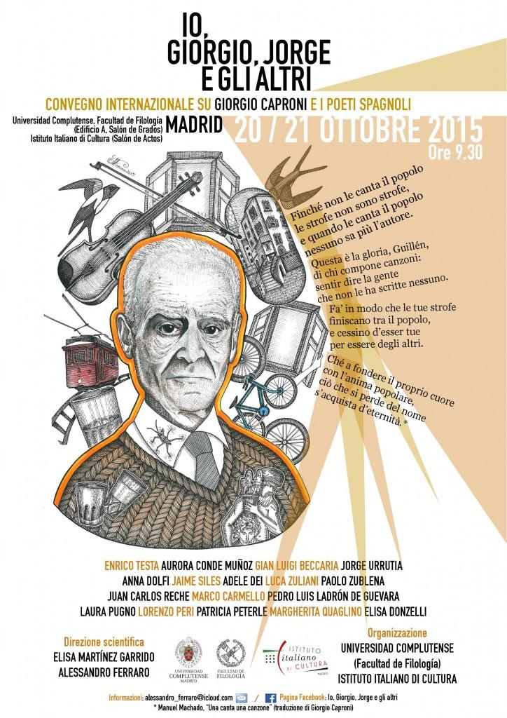CAPRONI MADRID 2015